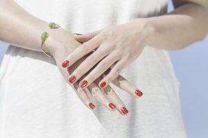 Linkshänder Nagelschere